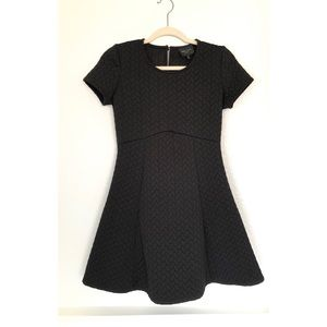 Romeo and Juliet couture black dress sz Small